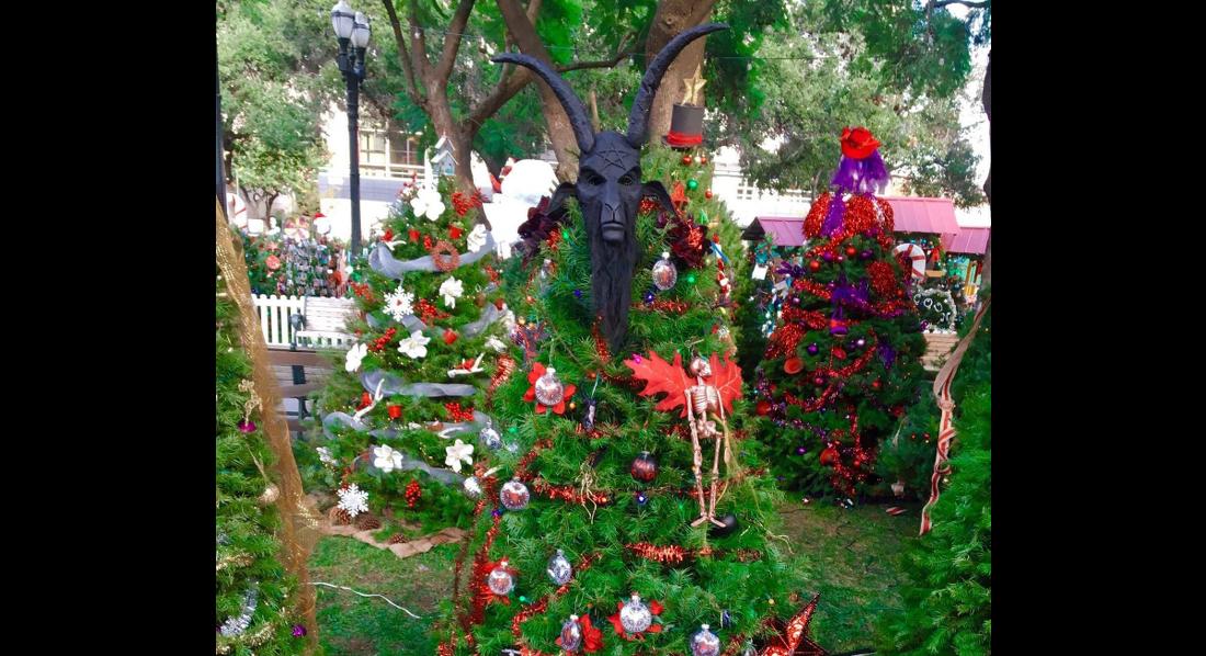 Christmas Tree Paganism