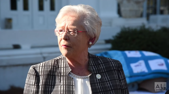 Alabama Gov: Roy Moore May Be a Child Molester, But At Least He's Not a Democrat