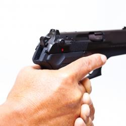 """Good Guy with a Gun"" Accidentally Shoots Himself and His Wife in Church"