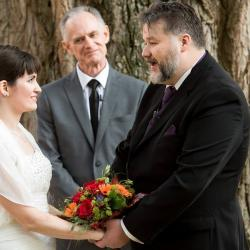 I Became a Humanist Celebrant Just to Officiate This Beautiful Atheist Wedding