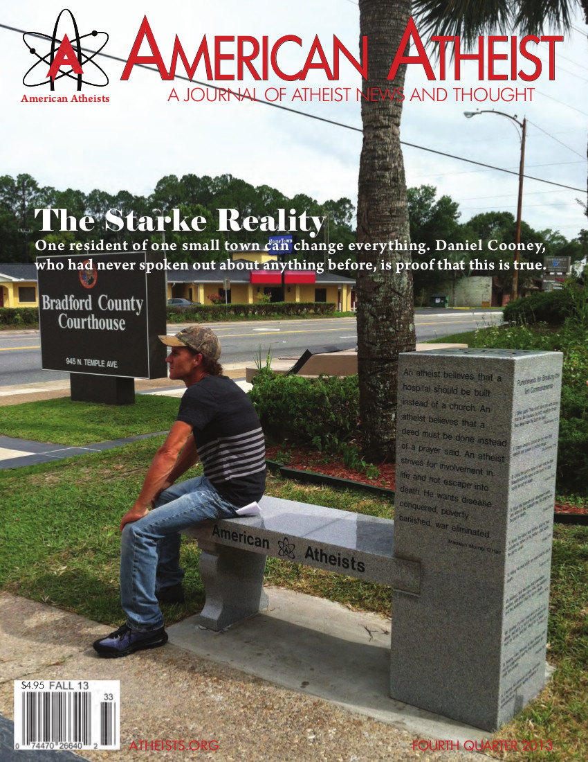 The Starke Reality Atheist Is No Longer A Dirty Word Friendly - Atheist map of the us