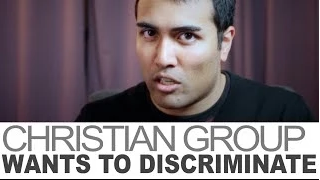 Campus Christian Group Fights for the Right to Discriminate