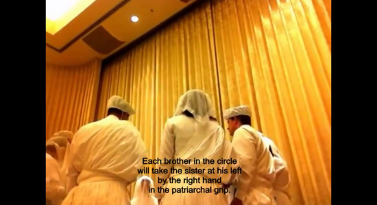 Sex in mormon temple ceremonies