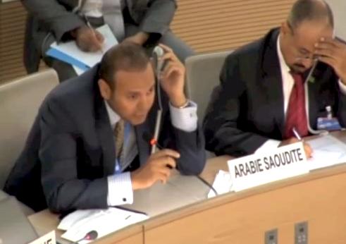 What Made Saudi Arabia Panic at the UN Human Rights Council?