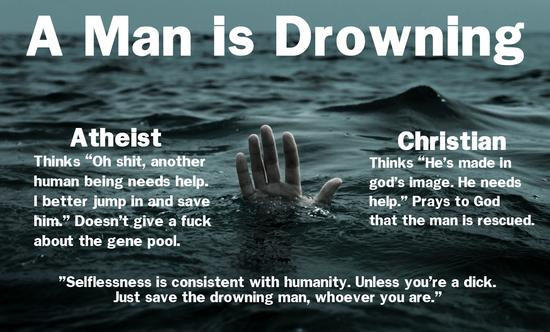 NRNW9SI?1 a response to the \u201cman is drowning\u201d meme friendly atheist
