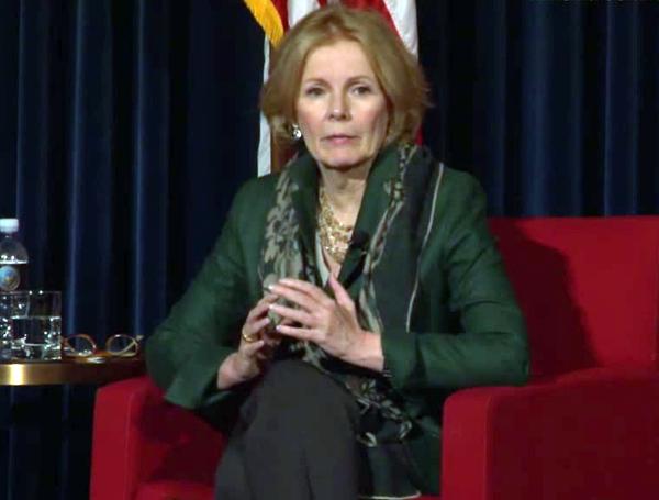 "Conservative Columnist Peggy Noonan Decries ""Prayer Shaming"" After the San Bernardino Terror Attack"
