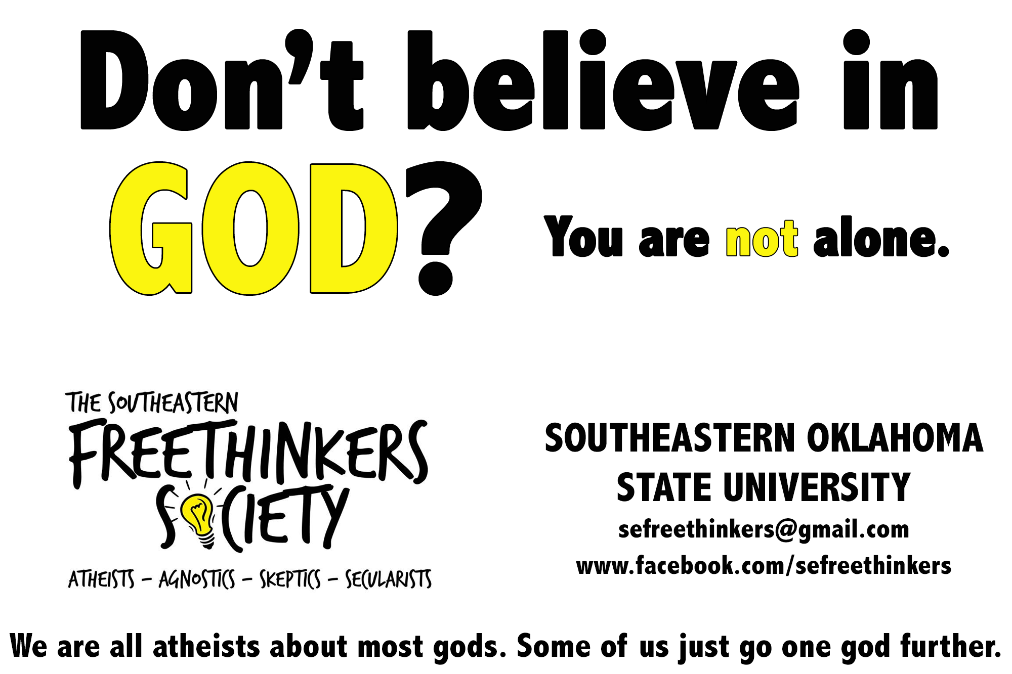 college atheist group catches and confronts someone ripping down college atheist group catches and confronts someone ripping down its flyers