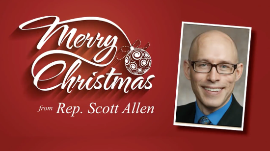 Wisconsin Legislator Asks Non-Christians to Convert for the Holidays