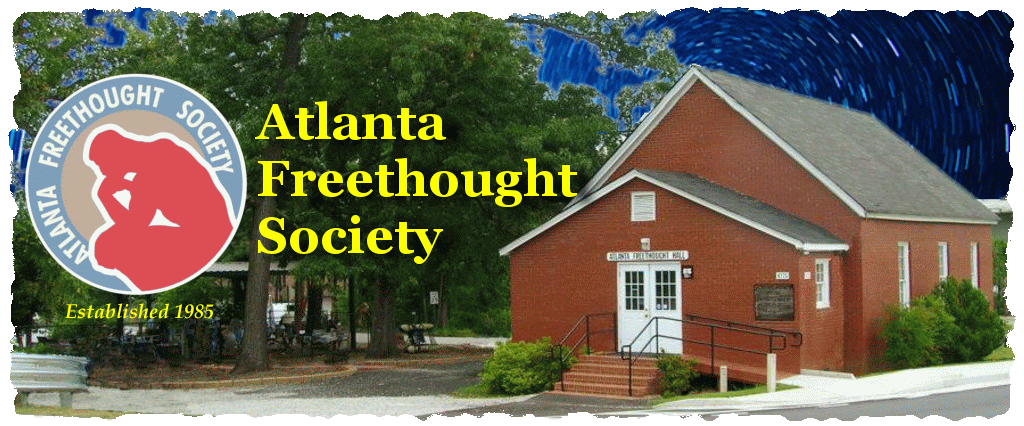 Atlanta freethought society