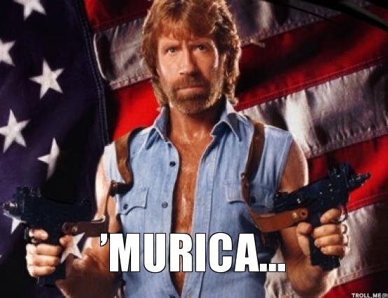 Patriot Press : Spirit Week Kicks Off With Murica Monday