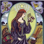 Mercury-ruled Virgo: sign of service, healing, and seeking perfection.