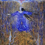 Blue Corn Maiden, by Cher Lyn. Giclee copies can be ordered at http://www.sedonagicleestudios.com/mysticartmedicine.html