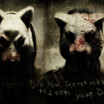 You're Next….Horror for Meth Addicts