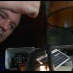 Billy Murray brilliantly smashing his clock in Groundhog Day. Columbia-Tristar.