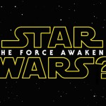 The Force Awakes official title logo, with a little philosophical embellishment...