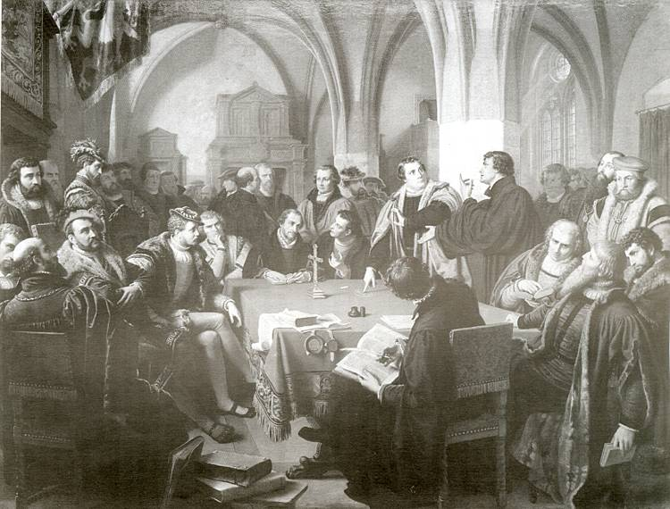 marburg colloquy Zwingli and luther: the giant vs hercules the marburg colloquy only proved what was already clear from the earlier written debate that no meeting of the minds on this central issue was possible for two theologians with such different interpretations of scripture.