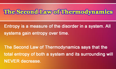 the social implications of the second law of thermodynamics gene veith