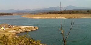Main_Ganga_river,_before_the_Bhimgoda_barrage,_Haridwar