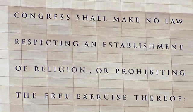 What President Trumps executive order on religious liberty actually grants