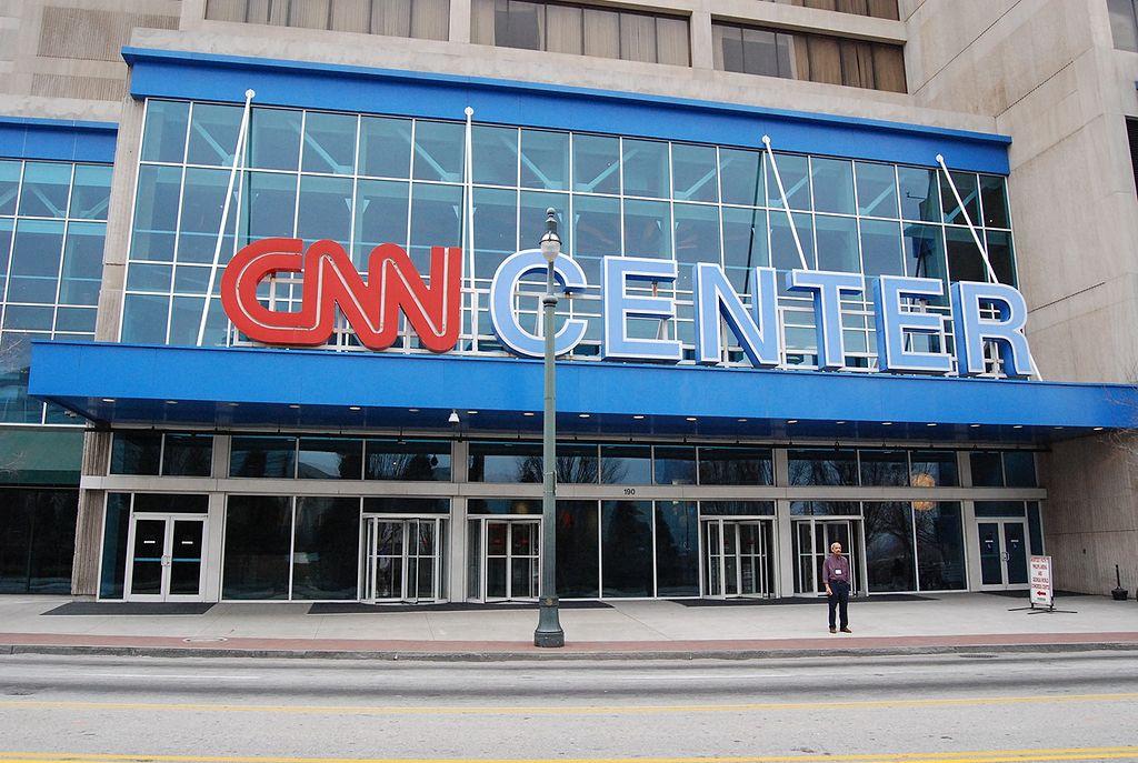 Donald Trump slams CNN, shares 'Fake News Network' meme
