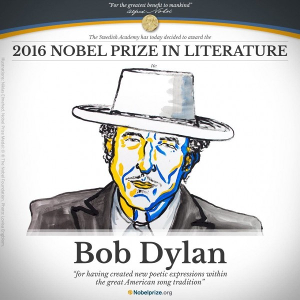 Swedish Academy says to receive Bob Dylan Nobel lecture
