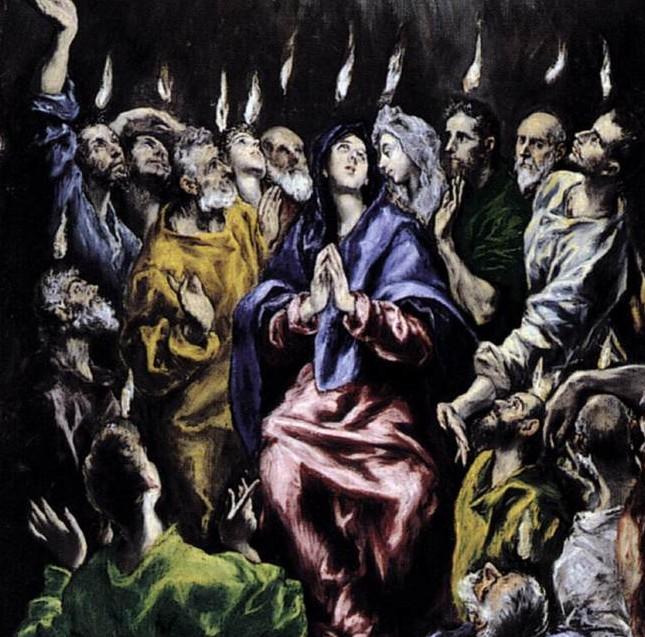 El_Greco_-_The_Pentecost_-_WGA10533
