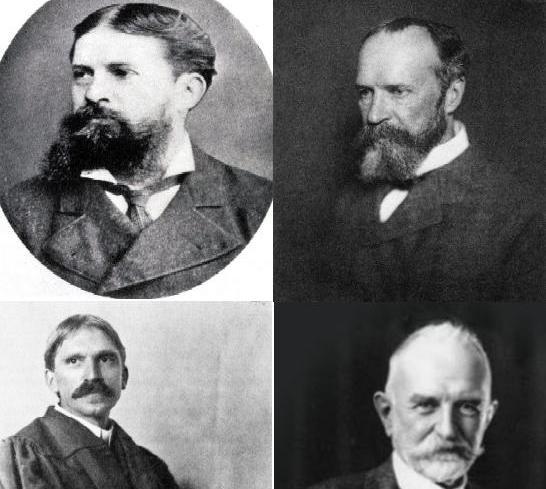 Pragmatists-Peirce,James,Dewey,Mead