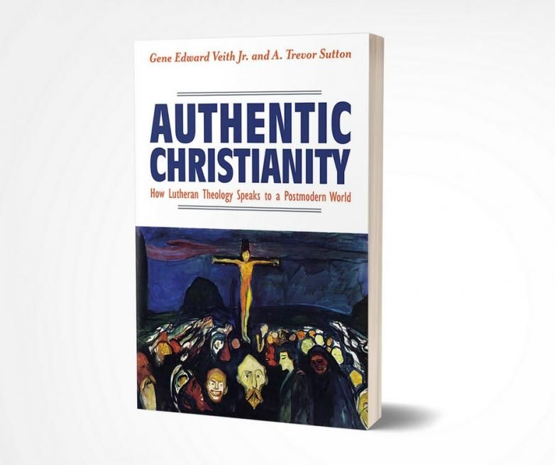 Authentic Christianity book