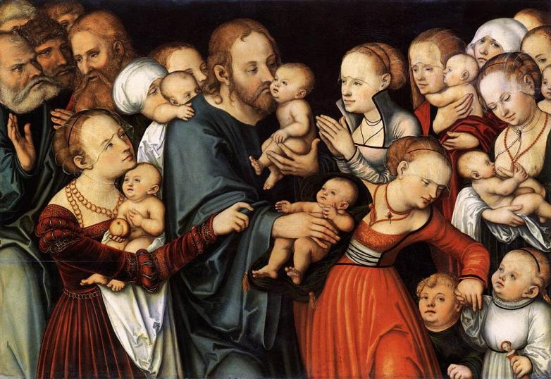 1024px-Lucas_Cranach_the_Elder_Christ_blessing_the_Children,_Frankfurt_am_Main,_Städel_Museum (1)