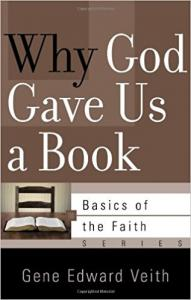 god gave us a book