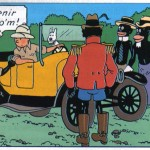 Tintin and the Catholic Charismatics