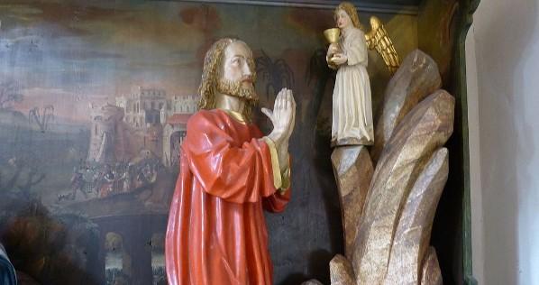 Luke 11:1-13 - Four Ways to Pray the Lord's Prayer