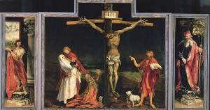 Crucifixion - Grunewald