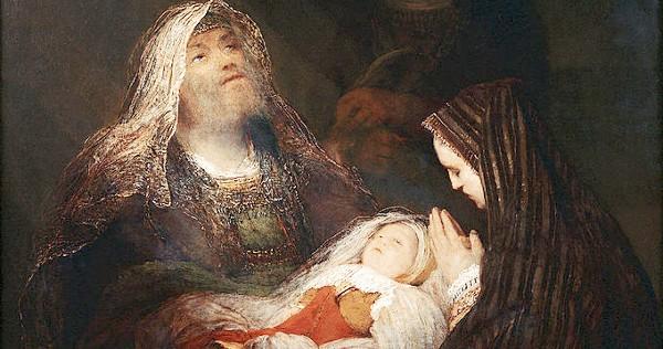 Luke 2:21-40 - The Pattern of Piety