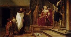 Christ Before Herod