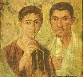 http://www.bible-history.com/rome/RomeEarly_Roman_Society.htm
