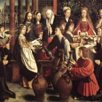"Gerard David, ""The Marriage at Cana"""