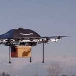 Amazon plans to take over the world with flying barbecue grills.