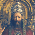 Christ the King (Ghent Altarpiece)
