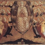 Assume, 15th century, Sano di Pietro