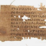 Gospel of John fragment from same group as the Gospel of Jesus's Wife.