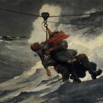 Winslow Homer, The Life Line