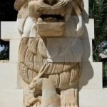 palmyra-god-lion