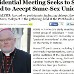 What Happened at the Secret Synod Planning Session?