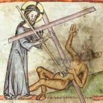 Jesus Destroys Satan