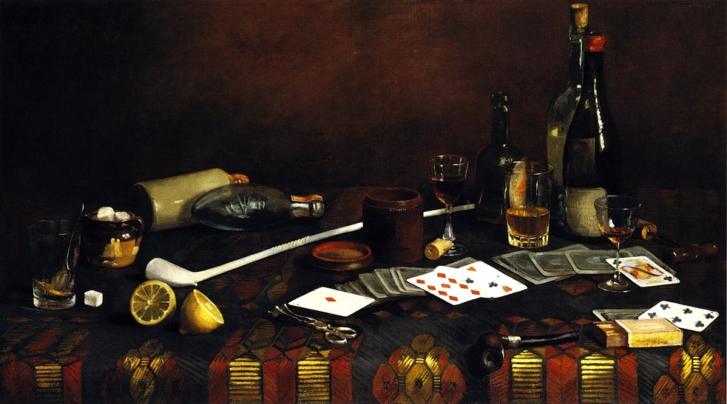 Claude Hirst: A Gentleman's Table