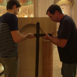 The Fascinating Story of a Historic Cross at Papal Mass in DC