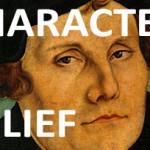 Character Versus Belief