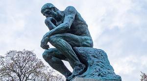 Rodin Thinker