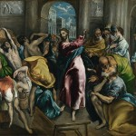 El Greco - Christ Driving the Traders from the Temple